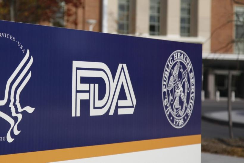 The headquarters of the U.S. Food and Drug Administration (FDA) is seen in Silver Spring, Maryland