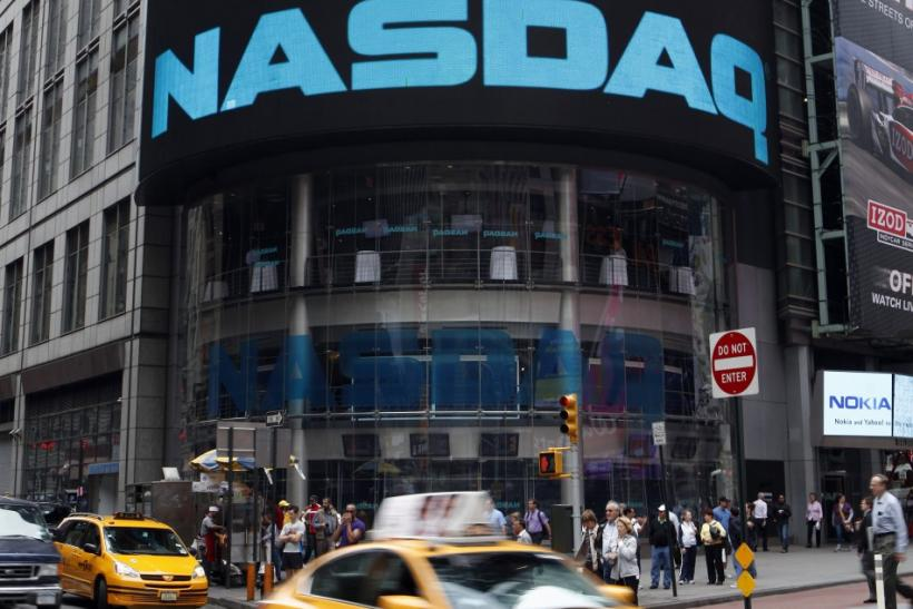 Hackers penetrate computer networks at Nasdaq.