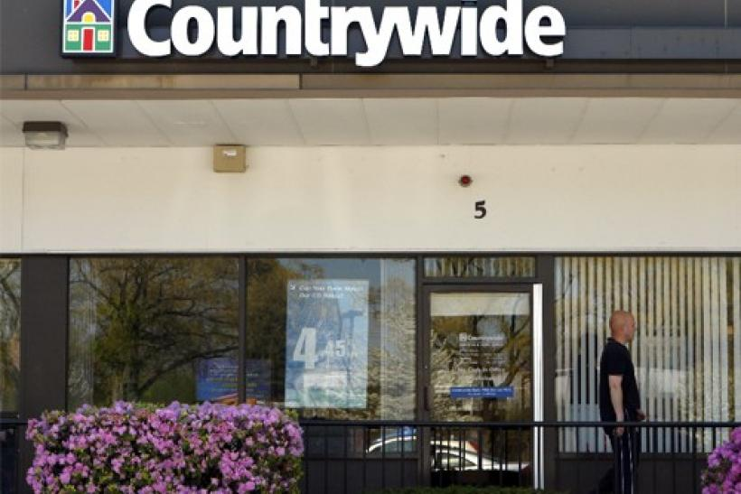 A Countrywide branch location is seen in Burlington, Massachusetts May 5, 2008