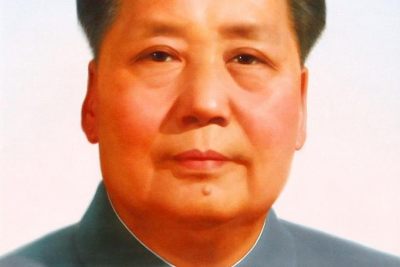 Mao Zedong (26 December 1893 – 9 September 1976)