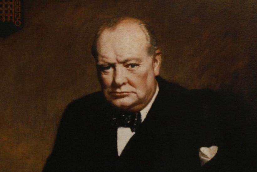 Winston Churchill (30 November 1874 – 24 January 1965)