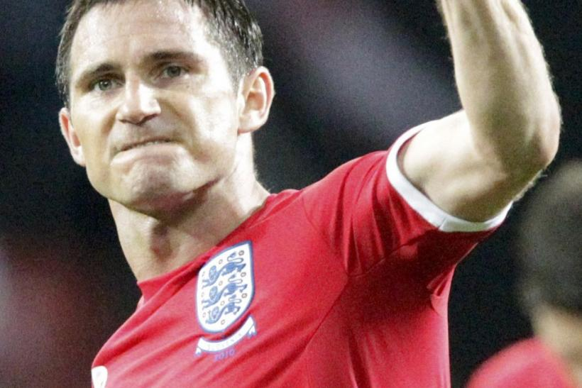 Lampard, who will win his 84th International cap, said it would be a huge honor.