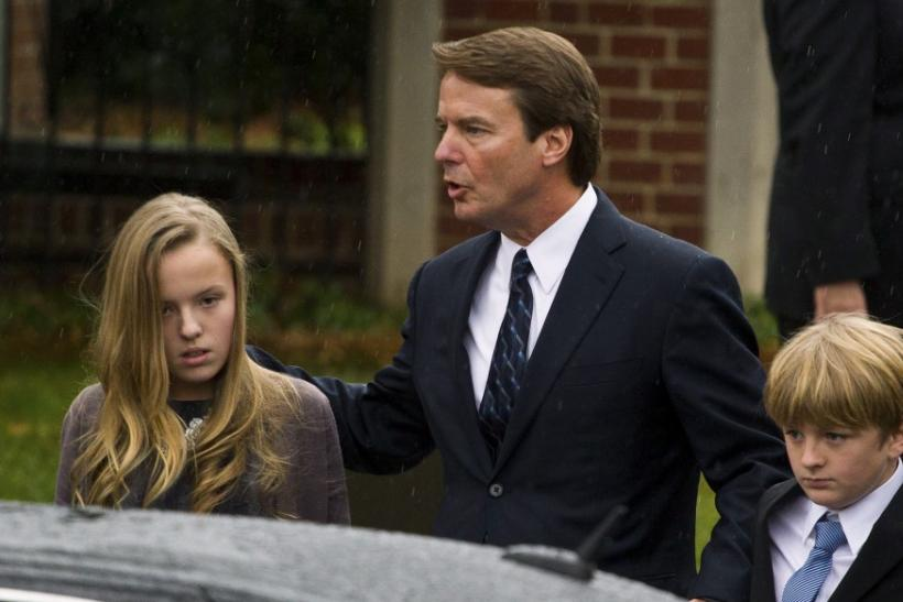 John Edwards' two year long confession to affair and love child
