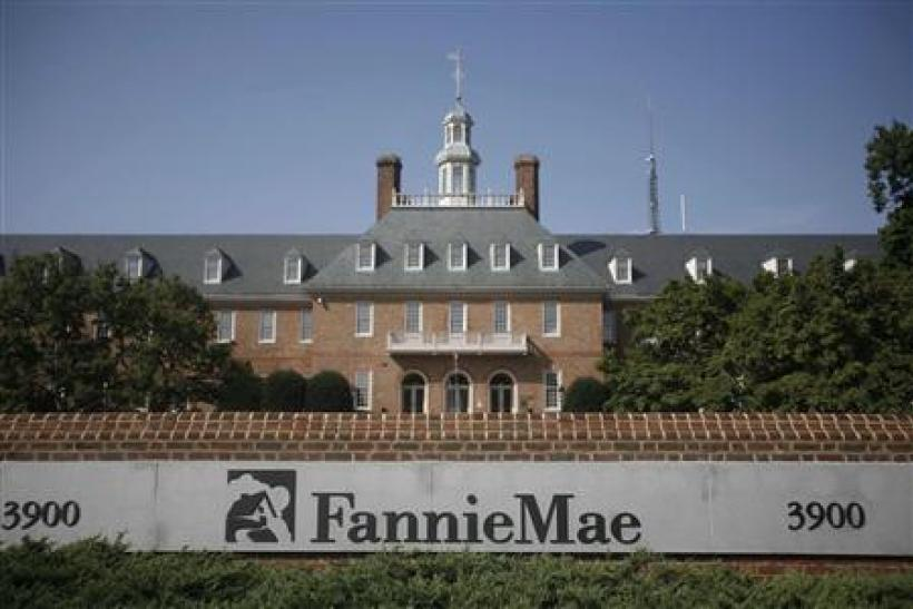 The headquarters of mortgage lender Fannie Mae is pictured in file photo