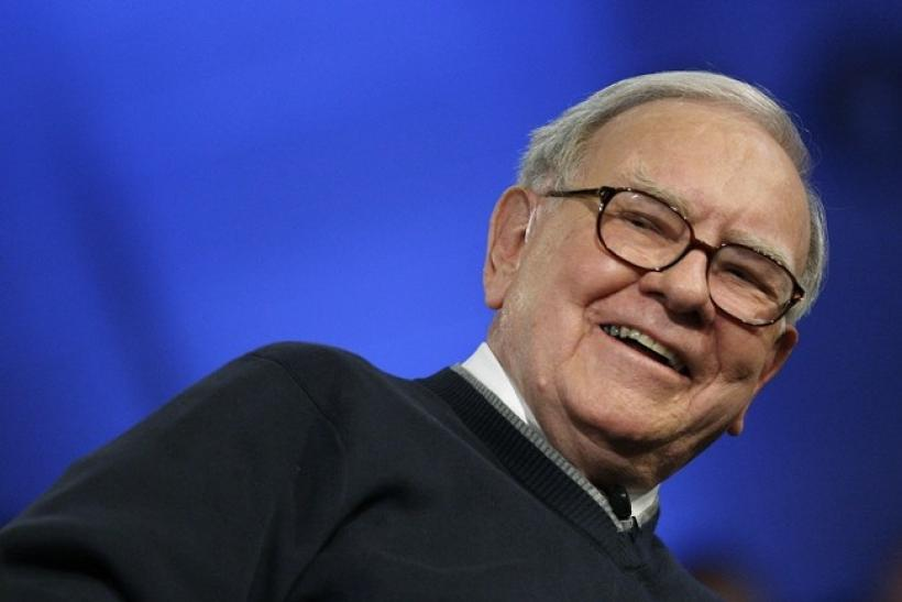 2. Warren Buffett: Berkshire Hathaway