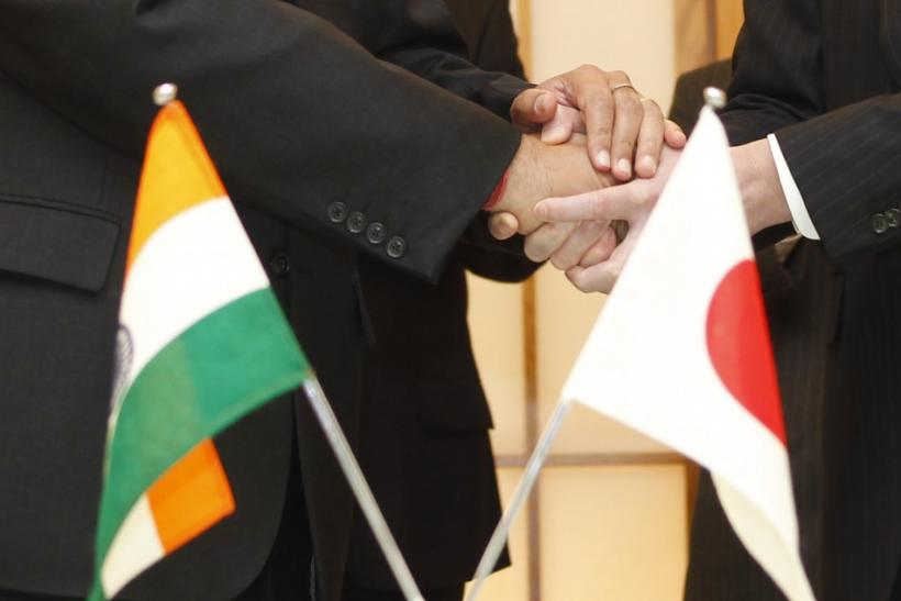 India and Japan, two of Asia's largest economies, signed the landmark free trade agreement (FTA) on Wednesday, paving way for the elimination of tariffs on more than 90 percent of goods traded between the two countries over the next decade.