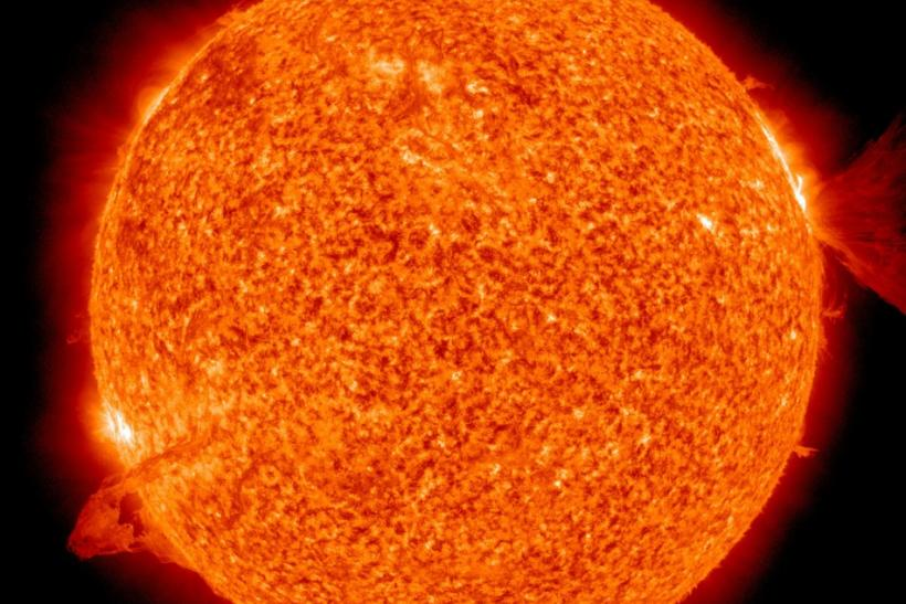 NASA image of the Sun