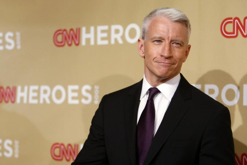 CNN's Anderson Cooper assaulted in Egypt