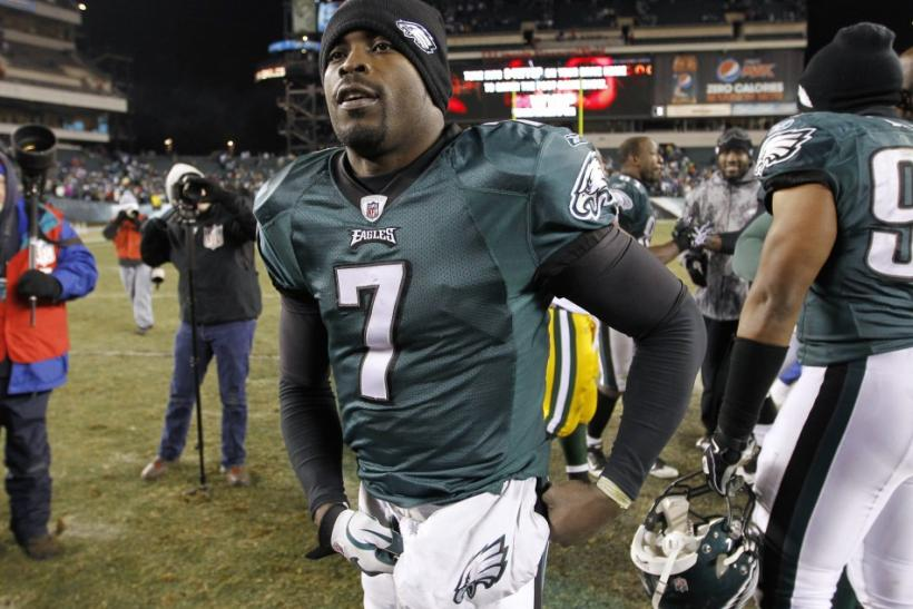NFL star, Michael Vick
