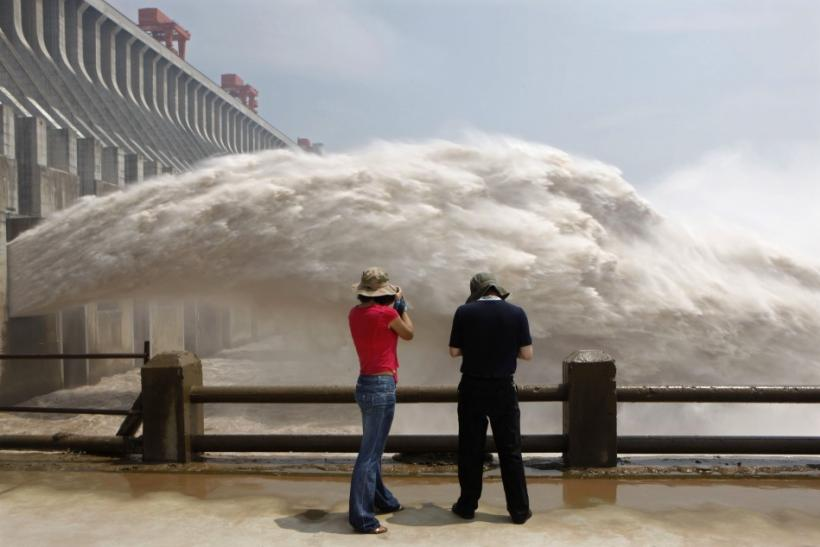 1. The Three Gorges Dam ($26 billion)