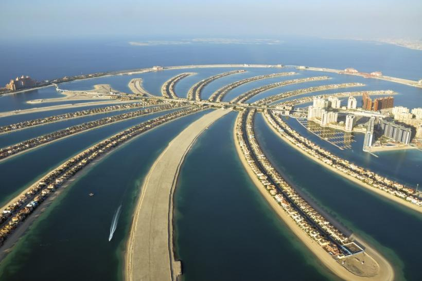 4. Palm Jumeirah ($12 billion)