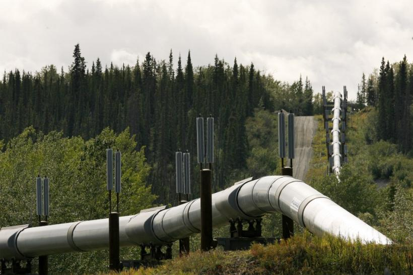 5. Trans-Alaska Pipeline ($8 billion)