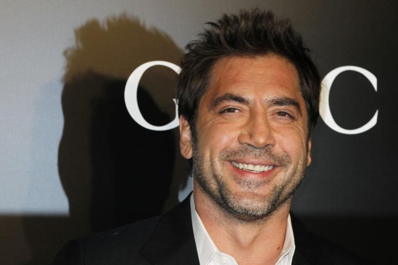 "Javier Bardem for ""Biutiful"""