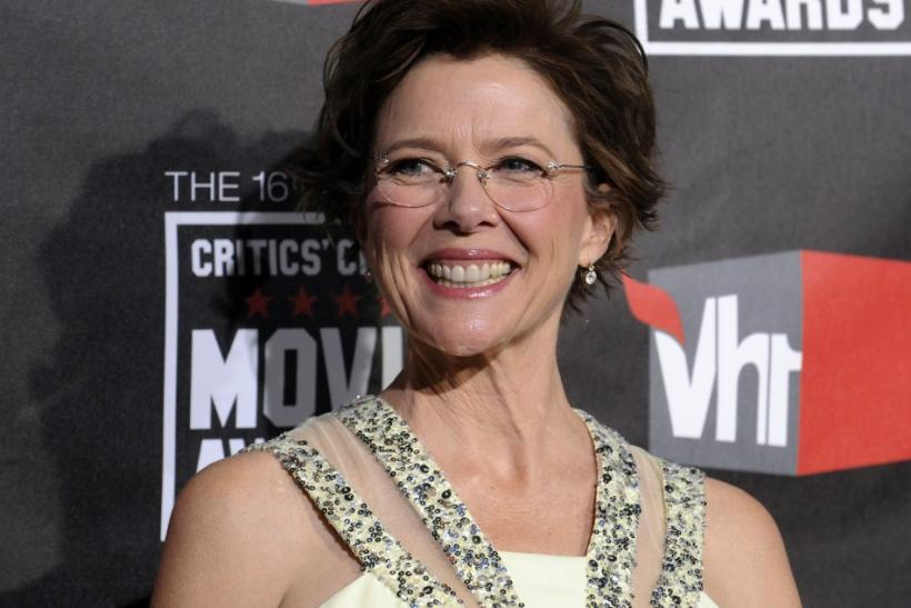 "Annette Bening for ""The Kids Are All Right"""