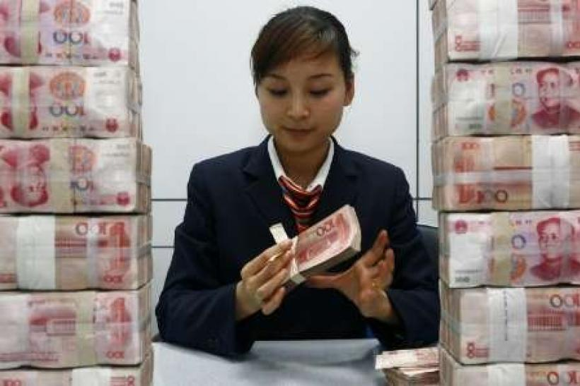 China looks abroad in deciding on yuan -official