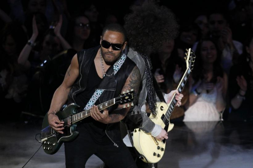 Marvin Gaye Biopic Starring Lenny Kravitz Reportedly At ...