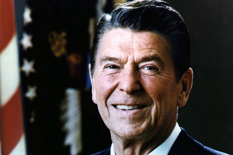1. Ronald Reagan