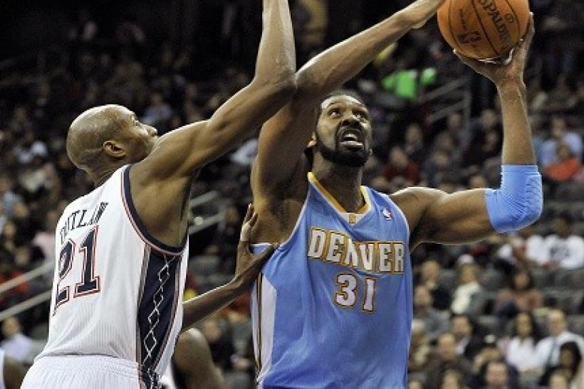The Nuggets are now led by Nene