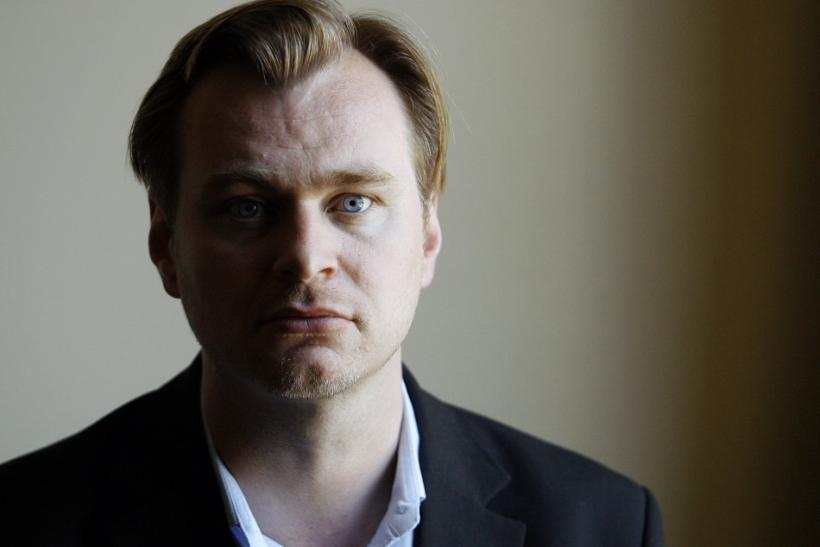 Christopher Nolan for Best Director