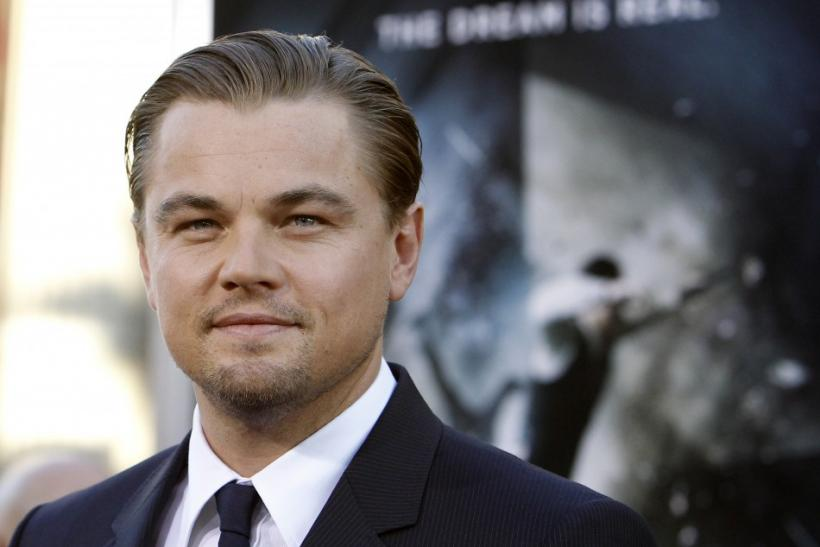 Leonardo DiCaprio for Best Actor in a Leading Role