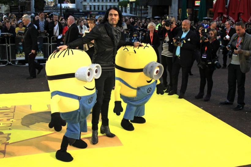 Despicable Me for Best Animated Feature Film