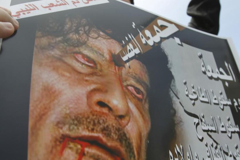 2011 Libyan Revolt creates mayhem and chaos (PHOTOS)