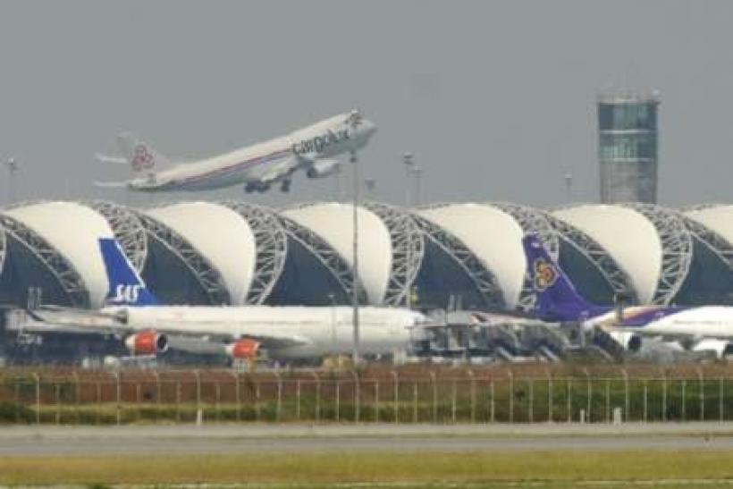 Bangkok's Suvarnabhumi International Airport