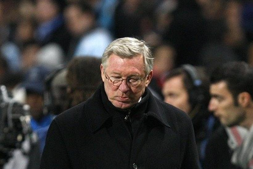 Sir Alex Ferguson may have a new boss