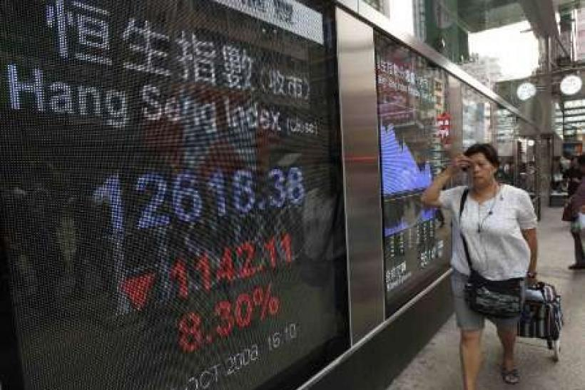 HK stocks seen rangebound despite earnings results