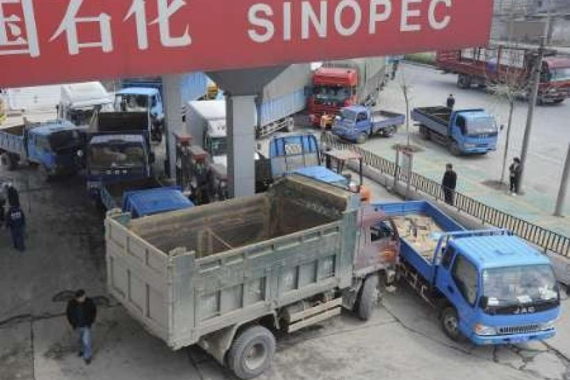Sinopec, Australia Pacific in 20-yr LNG deal