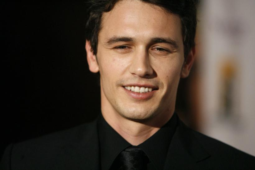 1. James Franco as James Dean