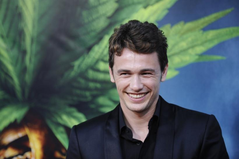 2. James Franco aka Ted