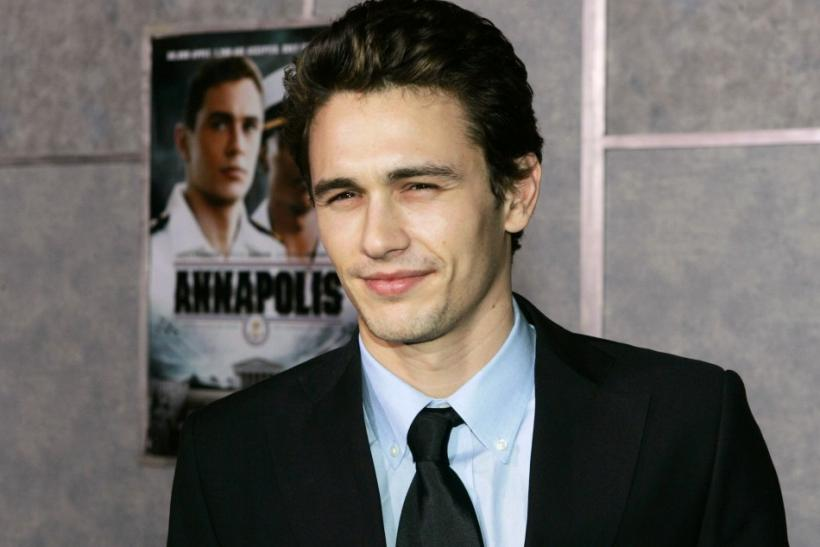4. James Franco the academic