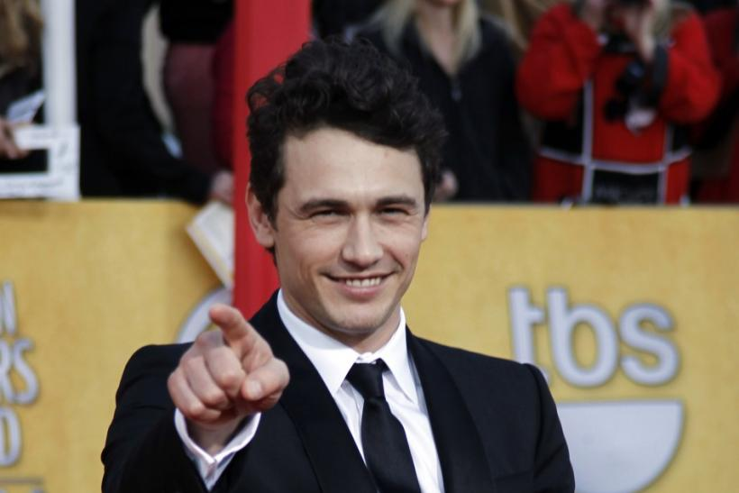 10. James Franco the pilot