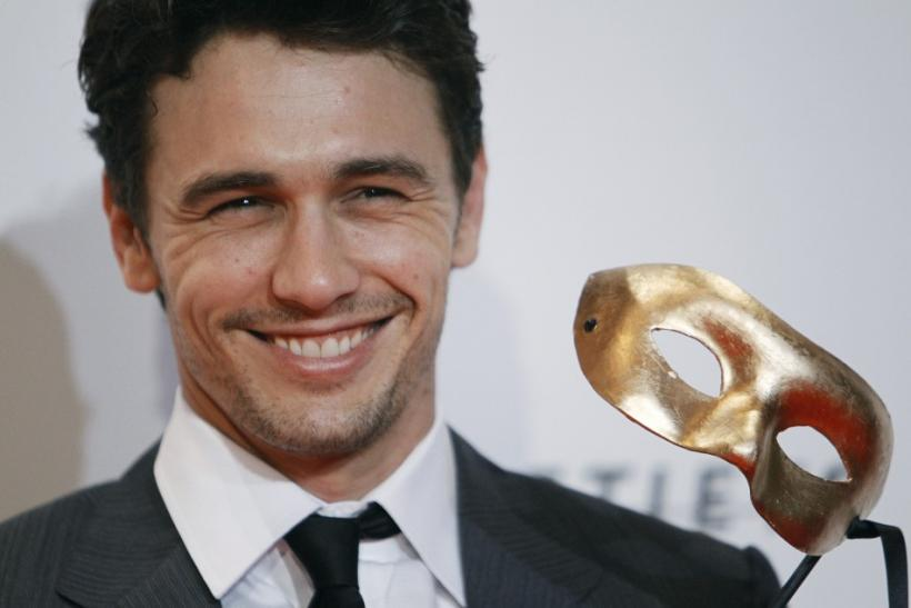 7. James Franco the writer
