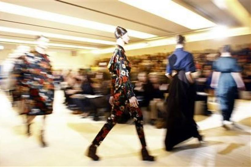 Milan fashion awaits Chinese design boom
