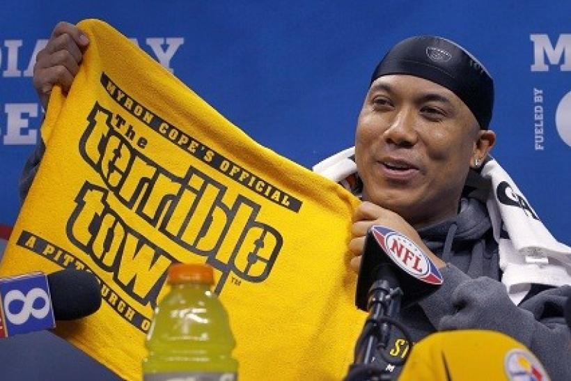 Hines Ward will be wearing dancing shoes