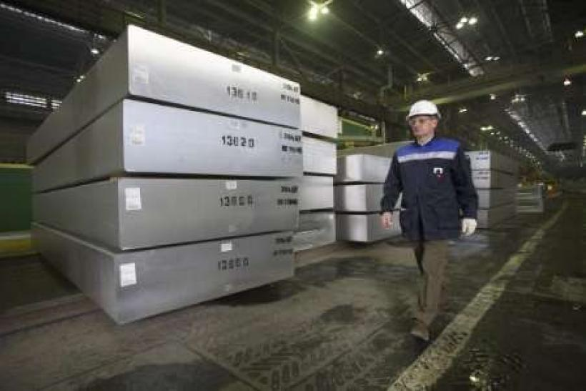 China 2011 aluminium output to hit 20 mln T -industry official