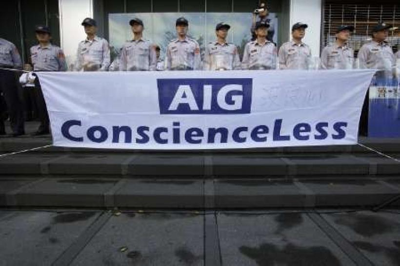 Taiwan AIG unit bidders set to face regulators