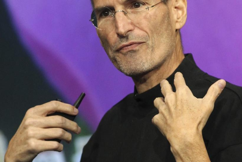 Steve Jobs honorary knighthood thwarted by Gordon Brown