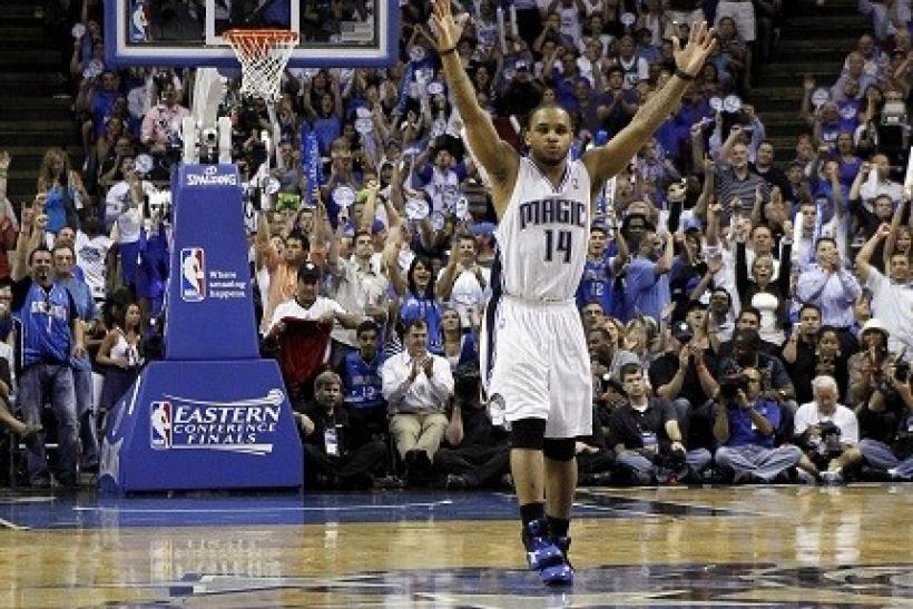 Jameer Nelson comes up big for Magic