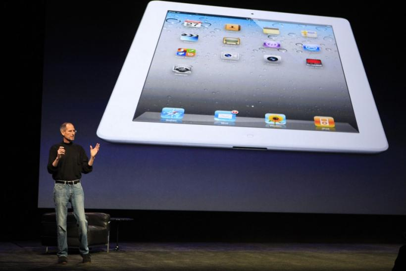 Steve Jobs and the iPad 2