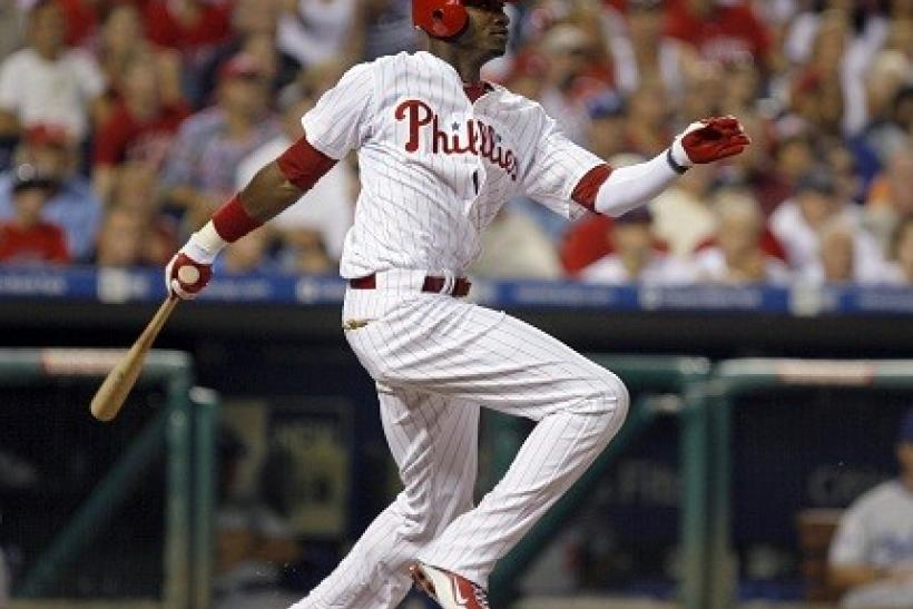2. Domonic Brown, RF, Phillies
