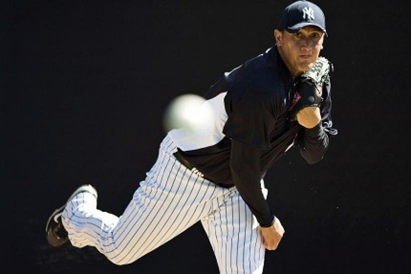 Freddy Garcia still has a chance to make the Yankees' starting rotation