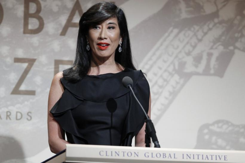 Andrea Jung, Chairman and CEO, Avon Products