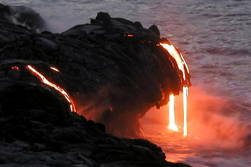 Kilauea Volcano: World's most active volcano in Hawaii