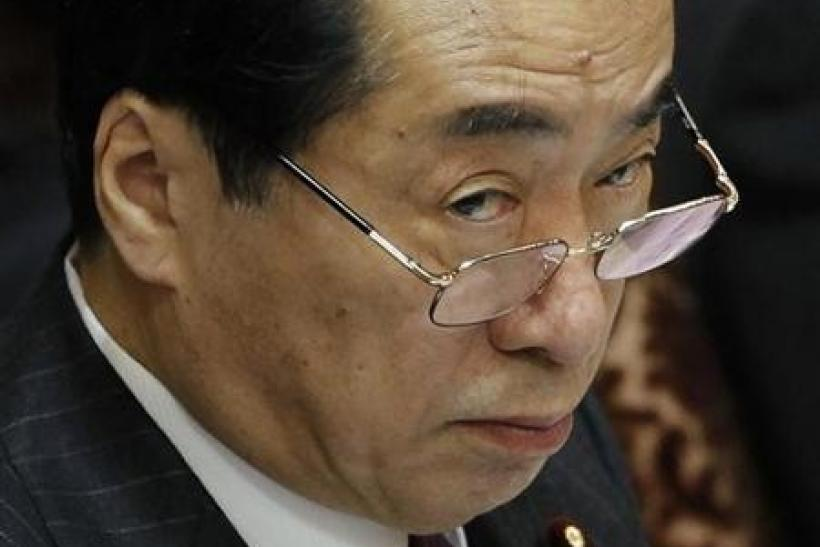 10. Naoto Kan, Prime Minister of Japan