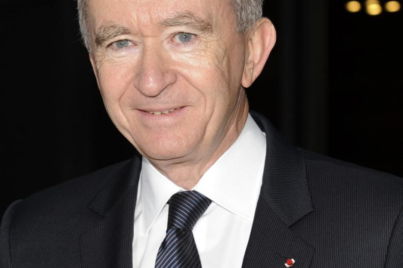 Bernard Arnault Plans for £300 million Bond Street Acquisition