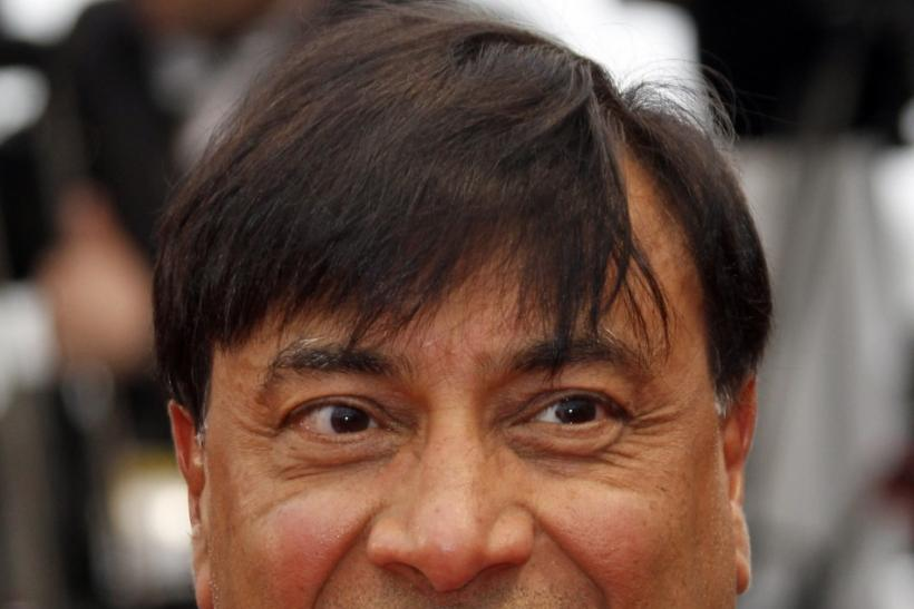 Lakshmi Mittal - India
