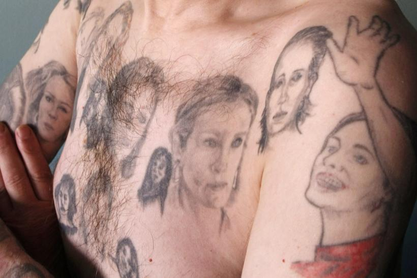 82 tattoos of Julia Roberts